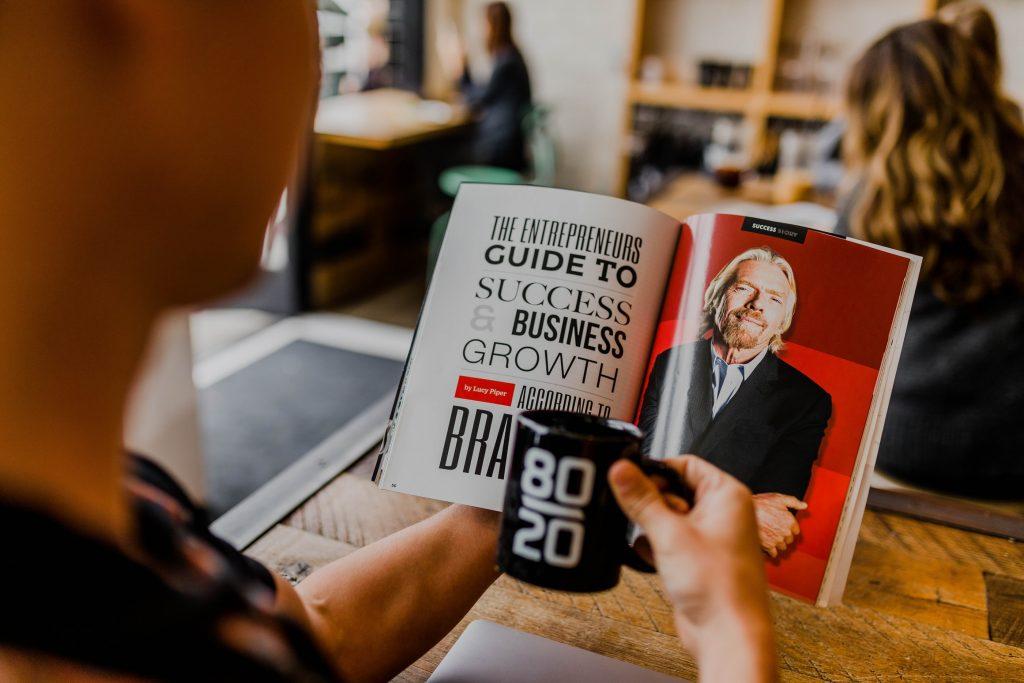how to grow business richard branson